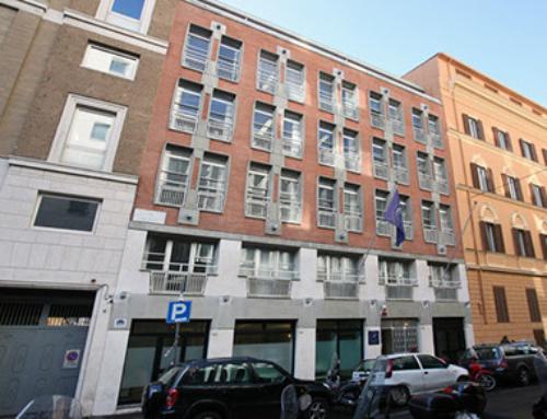 Edificio ad uffici in Via Curtatone-Roma