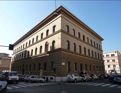Edificio ad uffici in Via Piemonte